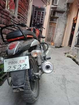 Vikrant 120cc