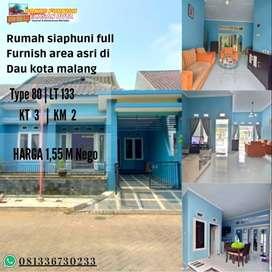 Rumah minimalis modern strategis di Dau area asi malang raya