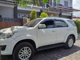 Grand Fortuner diesel th 2011 asli Bali mobil bagus