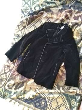 Blazer black colour