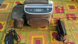 Philips Respironics Simply Go Portable Oxygen Concentrator.