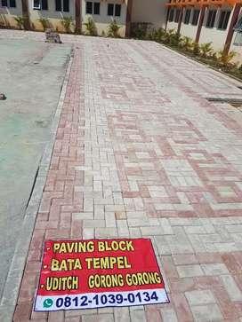 Pusat pabrik paving block konblock kanstin paping blok grass roster