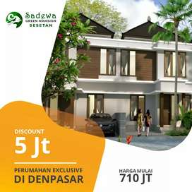 Rumah 2 Lantai termurah di Kota Denpasar