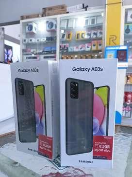Samsung A03s 4/64 termurah