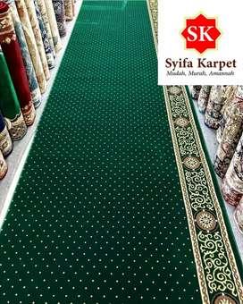 Karpet masjid premium import turki tebal 16mm