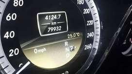 Mercedes Benz e250 CGi avantgarde 2012