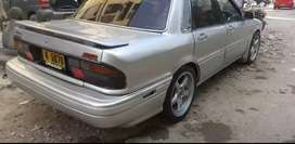 mitsubishi galant limited edition sunroof every function is in working