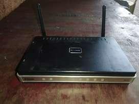 Router D-Link 615