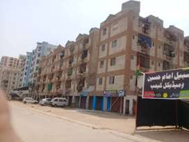 Direct Owner deal 3 Rooms Flat Gulshan-e-Safya Sector 11-A
