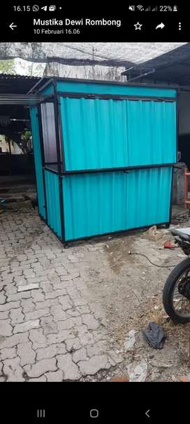 Rombong Container