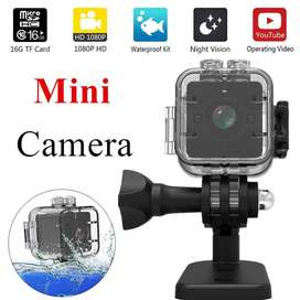 SQ12 WIDE ANGLE MINI CAMERA 1080P HD
