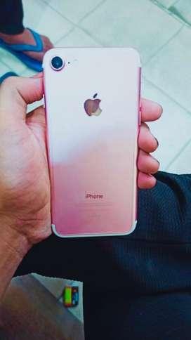Iphone 7 (rose gold ) 32gb