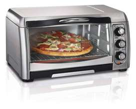 Imported 26 Liter Pizza Electric Toaster Oven / Rotisserie Oven