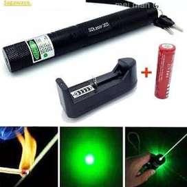 Green Laser Bisa Recharging
