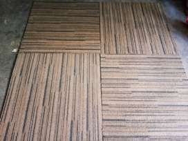 Ready Karpet Lantai /karpet kantor second berkualitas