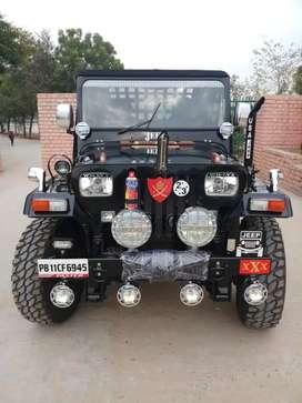 Bala ji modifiers willys hunter open modified jeeps