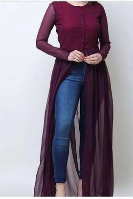 Stitching clothes for women