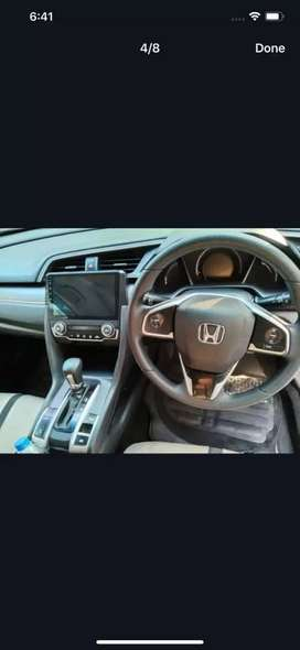 Honda civic 2019 location bahira town phase 8 rawalpindi