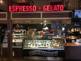 Lowongan Waiters Di Divino Gelato & Cafe