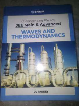 DC pandey jee main and advanced ( waves and thermodynamics)