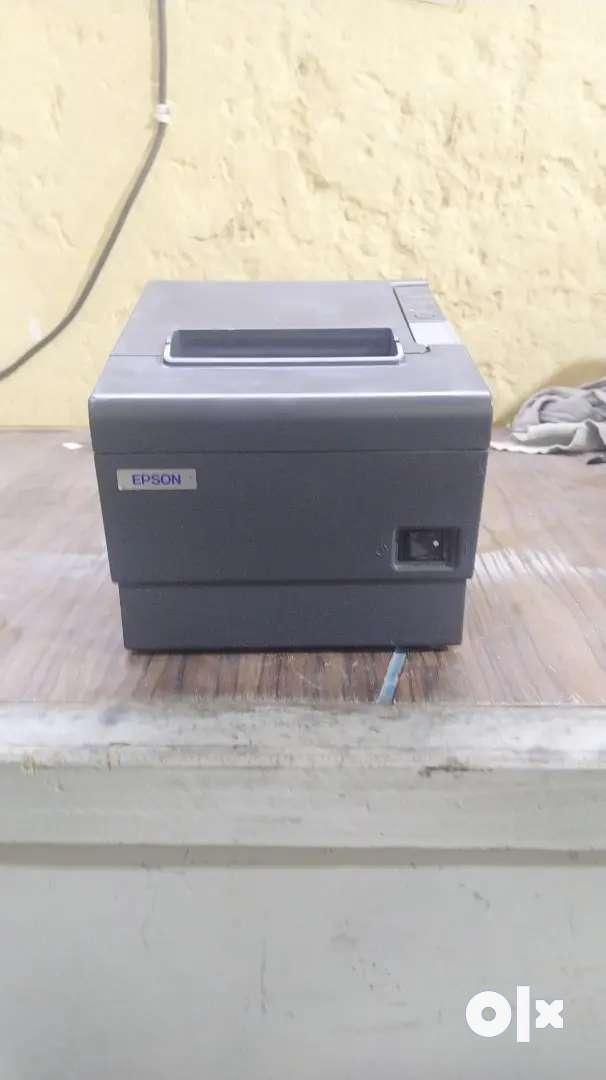 Epson tharmal tm 88four printer