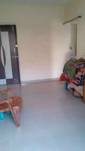 1 bhk for sale painted safety doors grill fans lights furnished