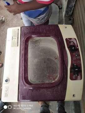 Videocon washing machine 6.5