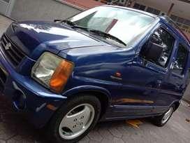 Suzuki Karimun 1.0 Mt 2001 biru pribadi