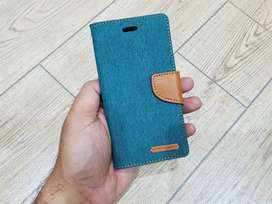 Goospery Iphone X/10 Wallet Case By Canvas Diary