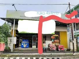 Ruko Strategis Disewakan dekat pusat kota
