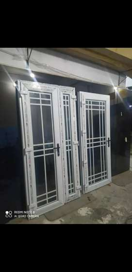 Upvc windows and doors available All our karachi  And windows
