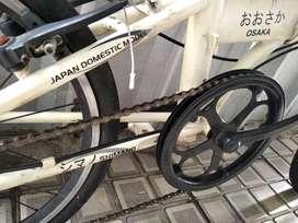 Sepeda lipat foldx osaka JDM /japan domestic model