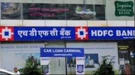WE ARE HIRING CANDIDATES FOR HDFC BANK