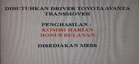 Dibutuhkan driver komisi harian