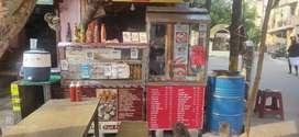 Chinese Fast food corner
