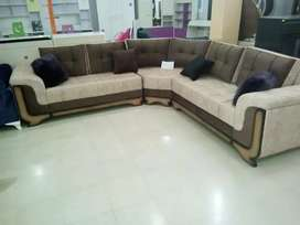 Brand new sofa set with center table for sell