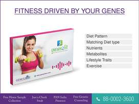 Genes2Fit - Personalized Genetic Test