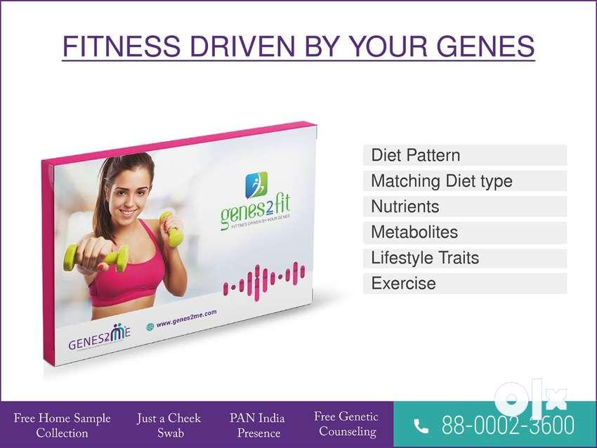 Genes2Fit - Personalized Genetic Test 0