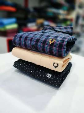 Mix Branded shirts