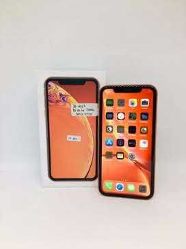 iPhone XR 64Gb Coral - DC COM plaza Medan Fair