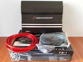 Power Amplifier Mobil