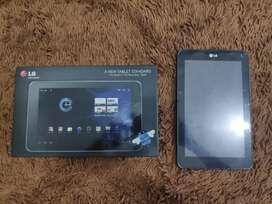 TABLET LG OPTIMUS V900 NOT IPAD