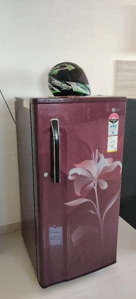 LG 190 L 5 Star Direct Cool Single Door Refrigerator