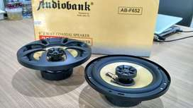 "speaker pintu 6"" 2voice coil audio bank"