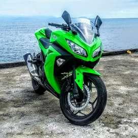Kawasaki Ninja 250 fi Tahun 2013
