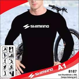 Baselayer premium baju sepeda daleman manset
