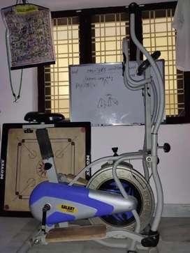 Galaxy Fitness Cycling Machine