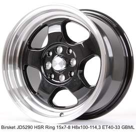 BRISKET JD5290 HSR R15X7/8 H8X100-114,3 ET40/33 GBML