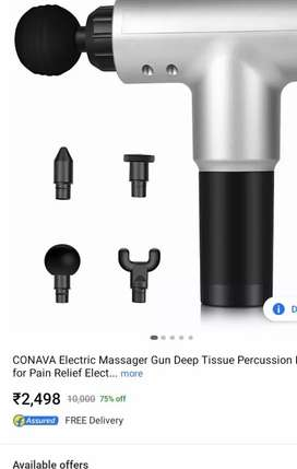 New pic massage gun