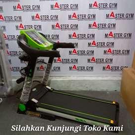 Alat Fitness !! Treadmill Elektrik FIT/A134 - Kunjungi Toko Kami